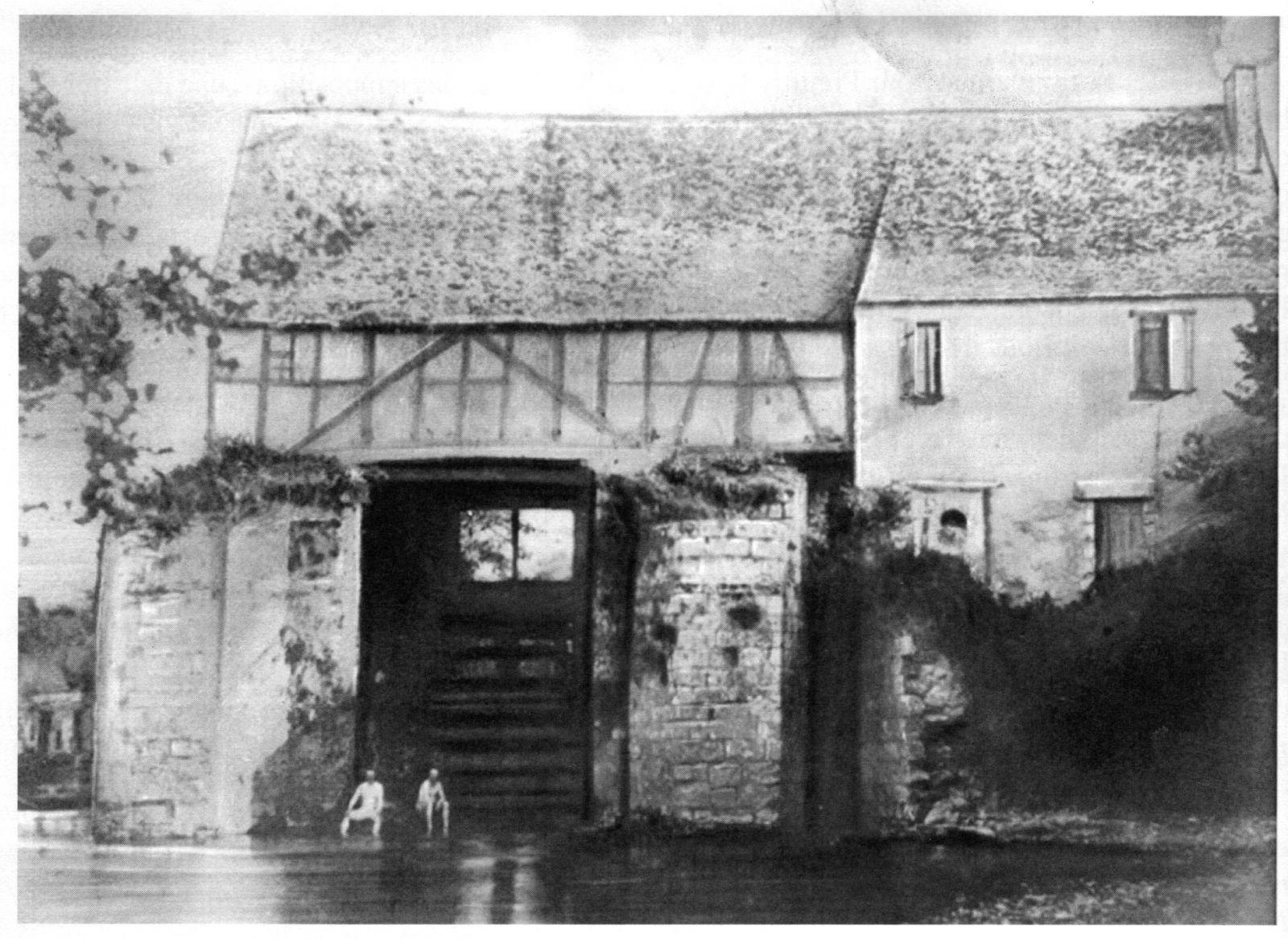 Le vieux moulin de Preuilly